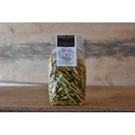 Crunchy sticks 125 gram